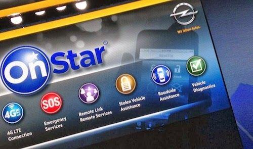 Opel OnStar un nuevo sistema de conectividad