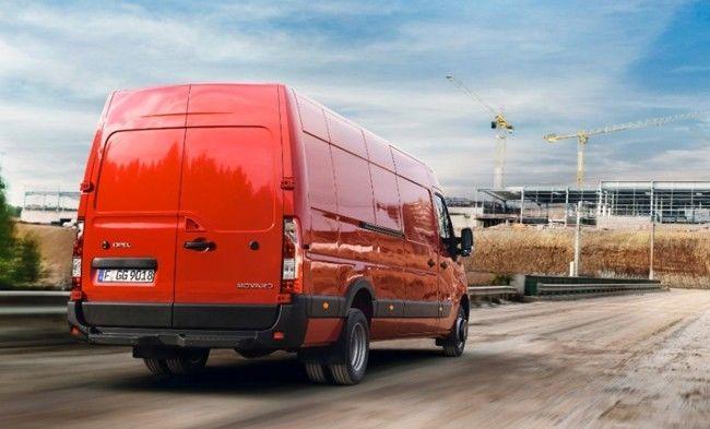 Opel Movano 2014 al detalle
