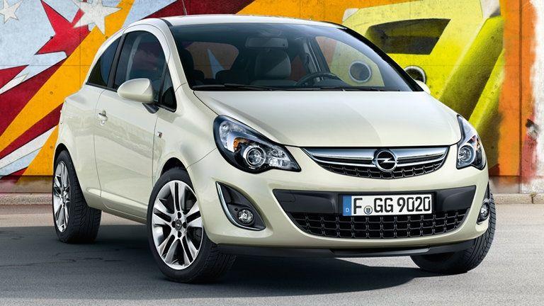 Opel se mantiene en el podium