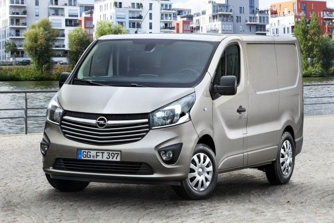 """Premio Ecomotor al """"mejor vehículo comercial"""" para el Opel Vivaro"""