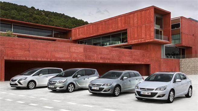 Opel y sus motores CDTI: los más eficientes