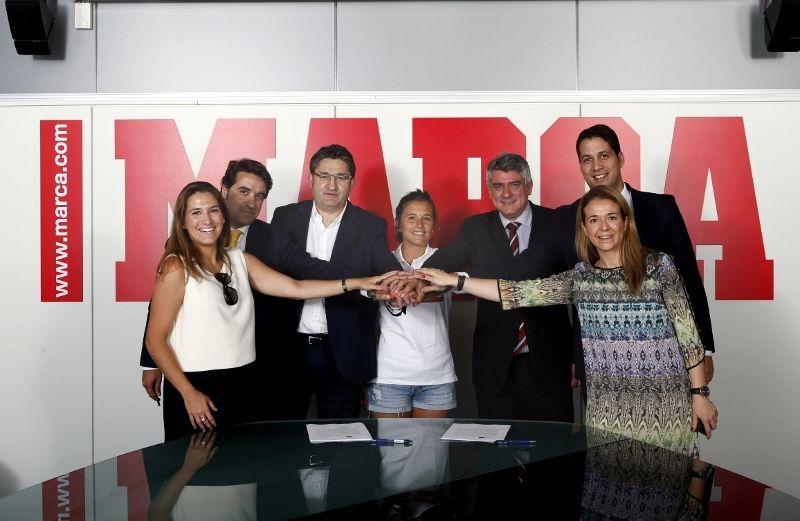 Opel apoya a los deportistas con 'Marca-Patrocínalos'
