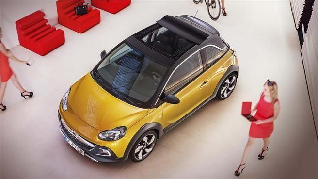 Opel Adam Rocks: el crossover urbanita que supera todas las expectativas