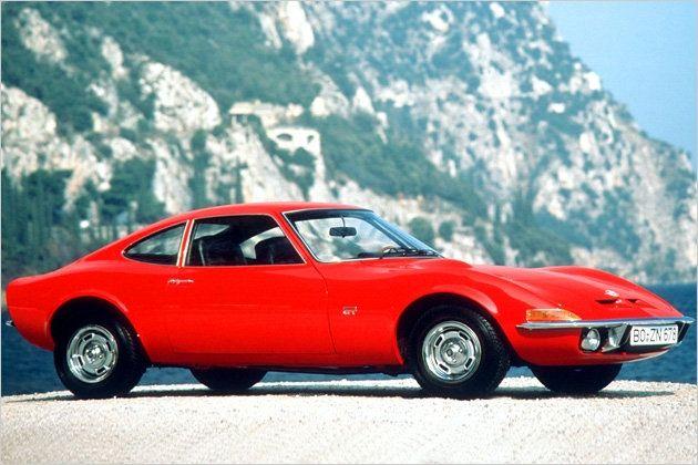 Los modelos más significativos de Opel en los últimos 50 años