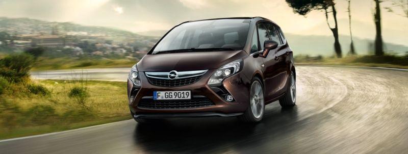 Opel Zafira Tourer 1.6 CDTI 120 CV