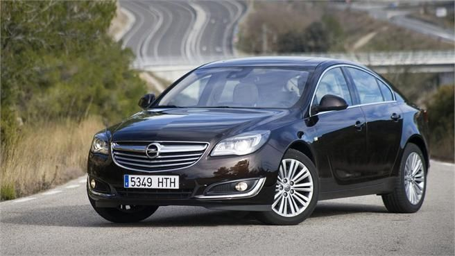 Opel Insignia 1.4 Turbo Excellence
