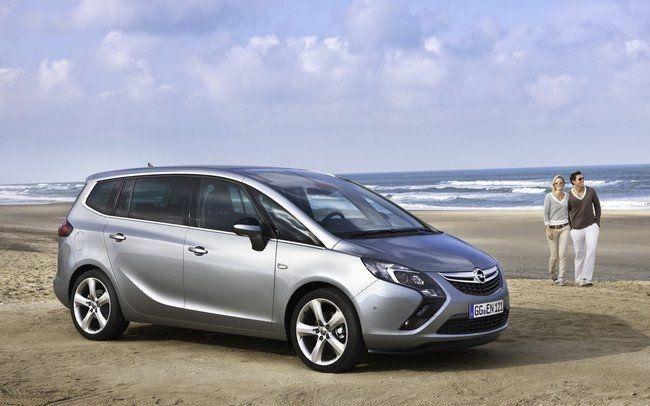 Nuevo Opel Zafira Tourer, más eficiente y económico