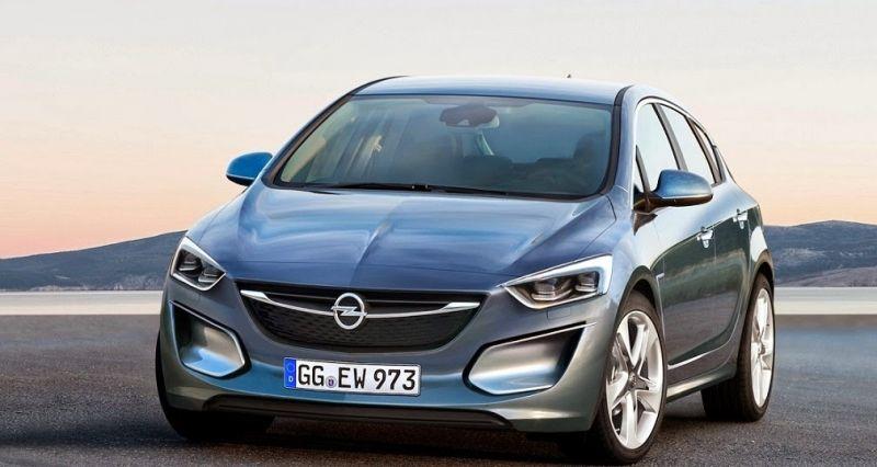 Algunos detalles del nuevo Opel Astra