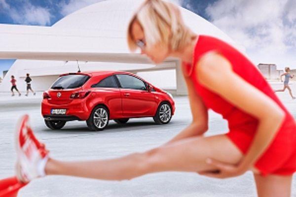 Nuevo Opel Corsa en el Mondial de L'Automobile de París