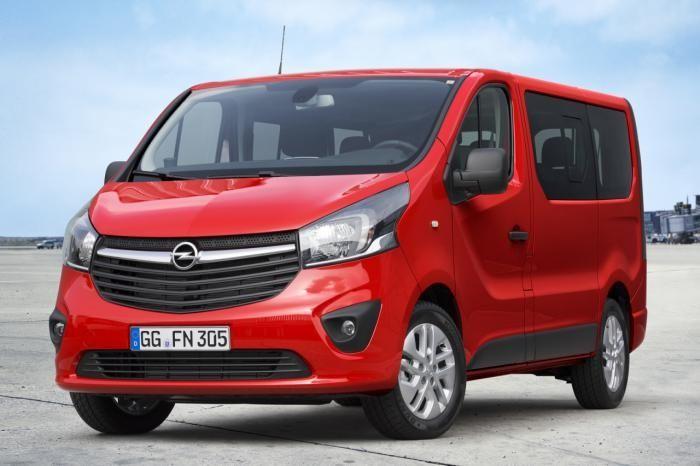 Presentación mundial del nuevo Opel Vivaro Combi