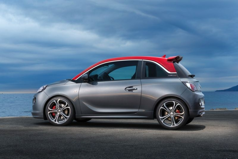 El nuevo deportivo de Opel, el Opel ADAM S