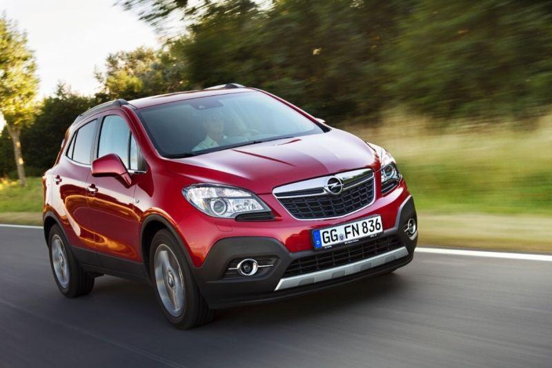 Nuevo Opel Mokka turbo diesel 1.6 CDTI