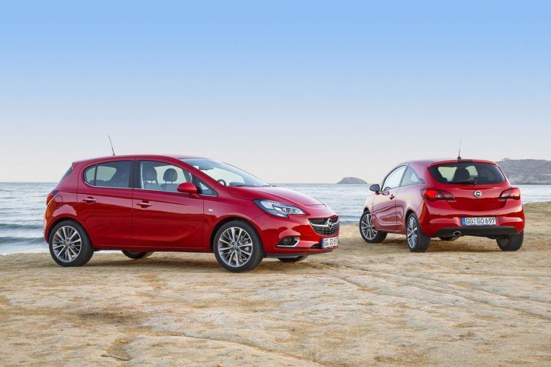 Reserva tu nuevo Opel Corsa en Motor Reprís