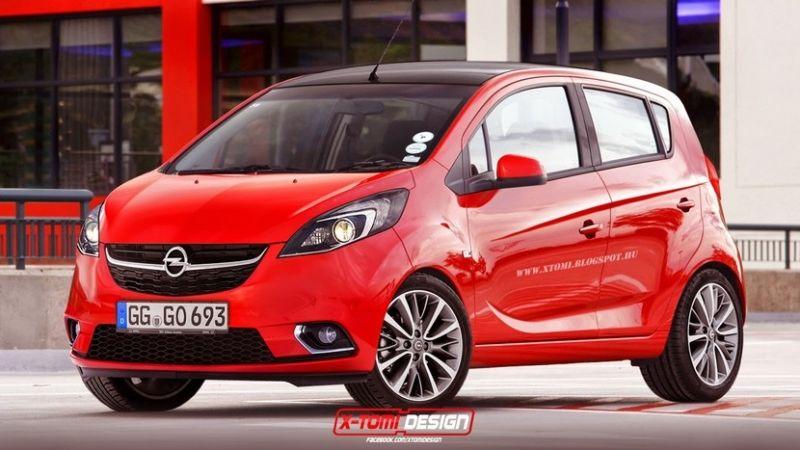 Recreacción del Opel Karl