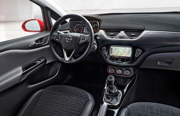 El nuevo Opel Corsa ofrece mayor seguridad en invierno