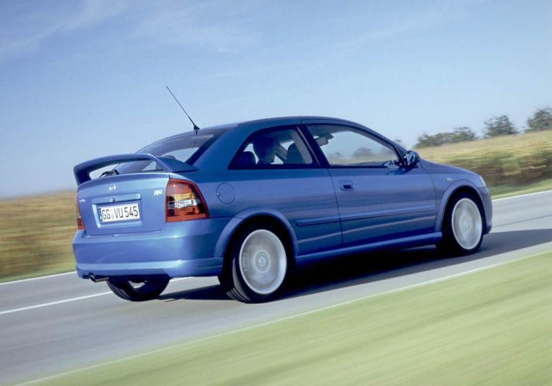La gama OPC de Opel cumple 15 años