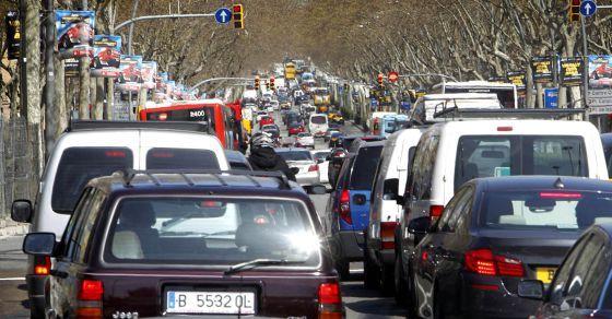 Pagar por ir en coche al centro de la ciudad
