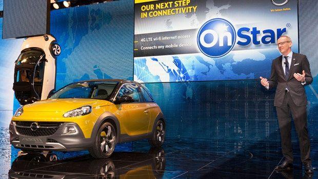 Opel recibe un premio por sus sistemas de conectividad