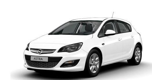 Opel Astra en oferta en Motor Reprís