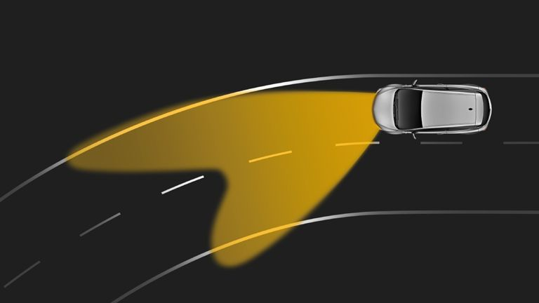 Un paso más en el sistema de iluminación adaptativo de Opel
