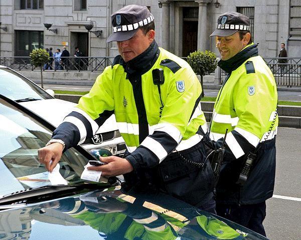 Más multas durante la crisis