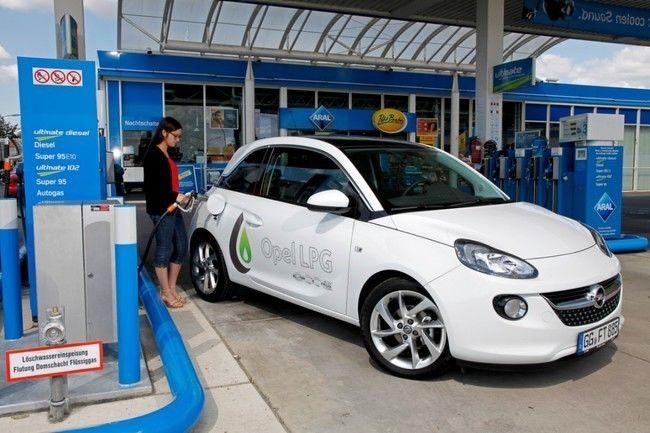 Opel apuesta por el gas licuado