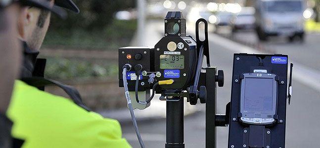 La DGT hará pública la ubicación de radares