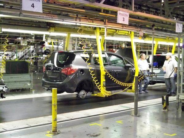 El consejero delegado de Opel visitará la Zarzuela