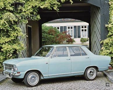 La nostalgia tiene un nombre: Opel Kadett