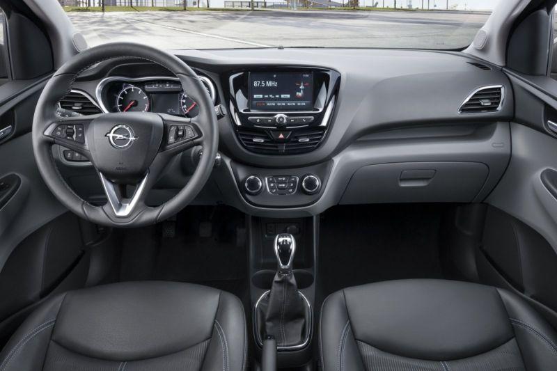 Ven a Motor Reprís a conocer al Opel Karl