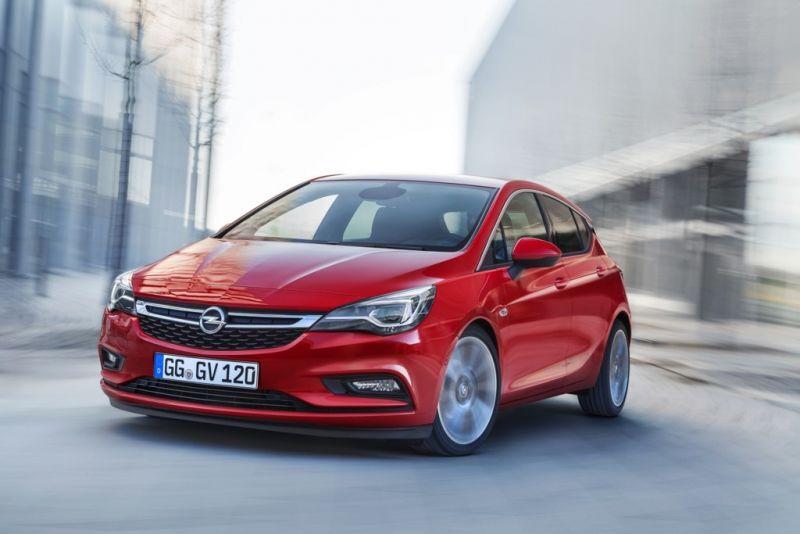 El motor 1.4 Ecotec para el Astra se presentará en Frankfurt