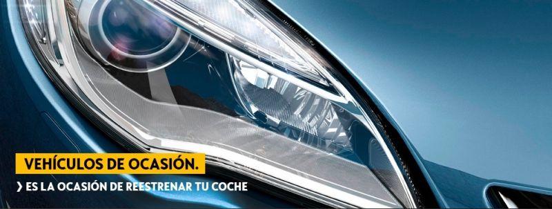 Vehículos de ocasión - Es el momento de reestrenar tu coche