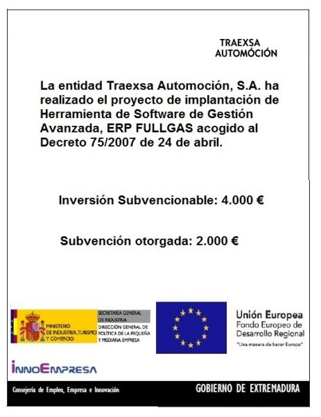 Implantancion de Herramientas de Software de Gestion