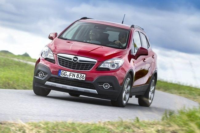 El Nuevo Opel Mokka ya está en Germotor