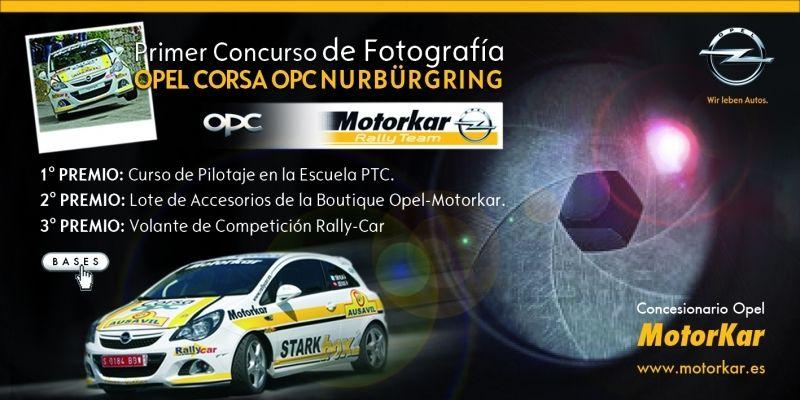 CONCURSO DE FOTOGRAFIA MOTORKAR (BASES DEL CONCURSO)