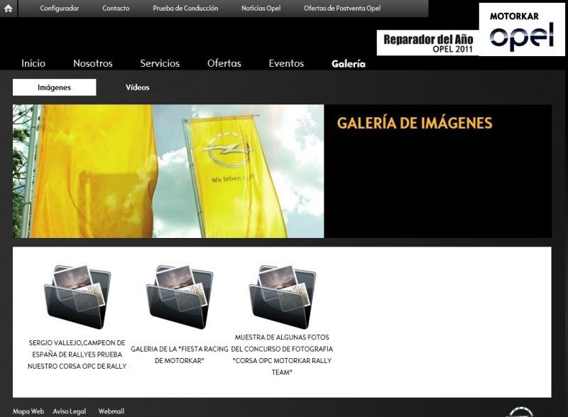 ESTRENAMOS GALERIA EN NUESTRA WEB