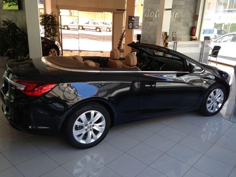 Nueva estrella en el el firmamento de Motorkar....! El nuevo Opel Cabrio!