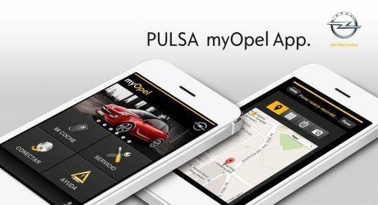 Si tienes un Opel...Tienes my Opel APP