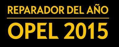 GIAUTO, REPARADOR DEL AÑO OPEL 2015