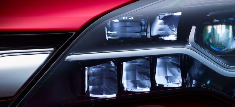 Opel Astra 2016 e IntelliLux: esta es su mirada, el secreto mejor guardado del nuevo Astra