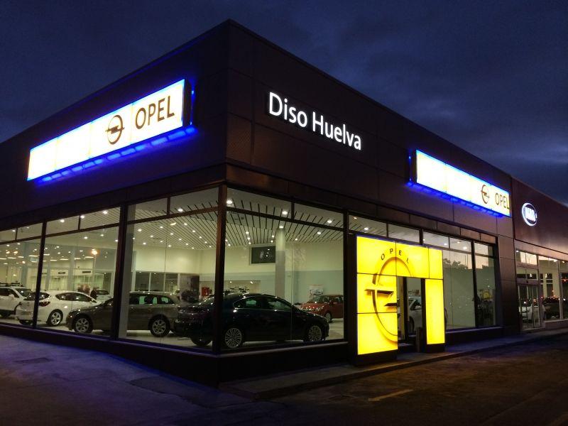 Ahora, Más Opel, más cerca de Tí.