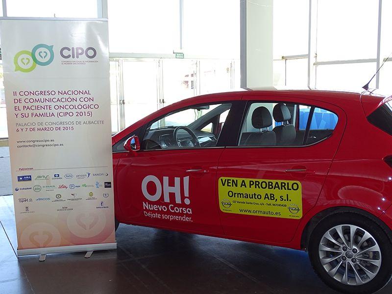 Ormauto Concesionario Oficial Opel en CIPO 2015