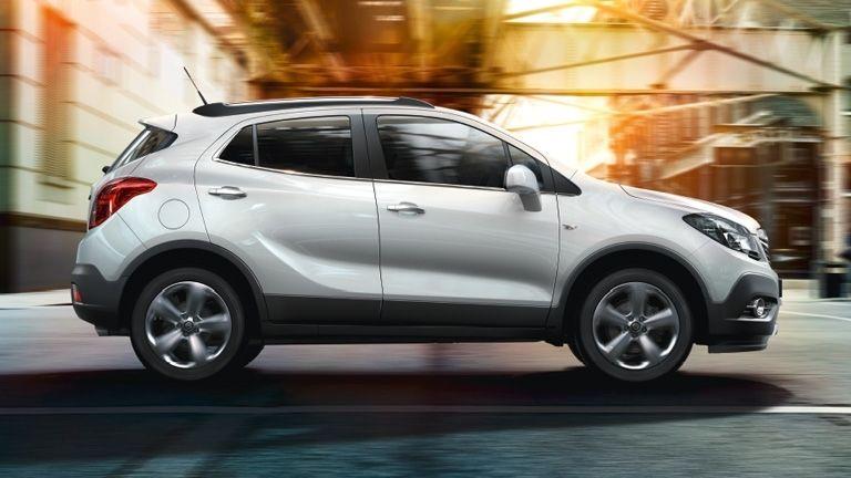 Puntuación Máxima de Cinco Estrellas EuroNCAP para el Opel Mokka