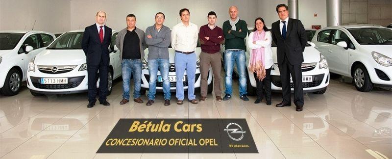 Flota para Dielectro Industrial de Bétula Cars