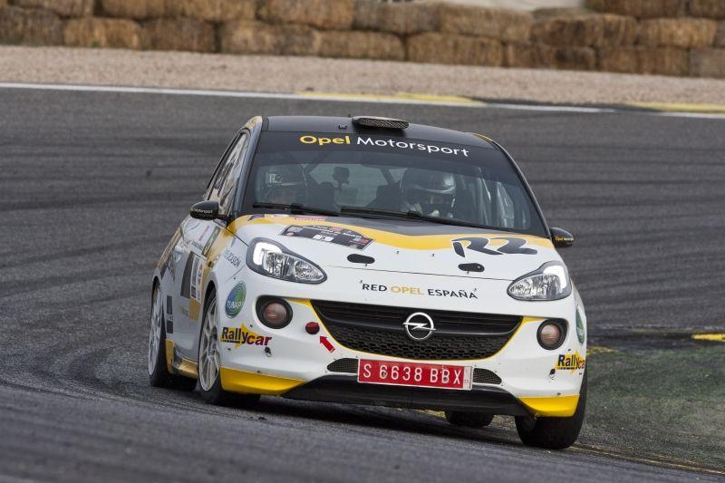 Broche de oro para el Equipo Red Opel España en Madrid