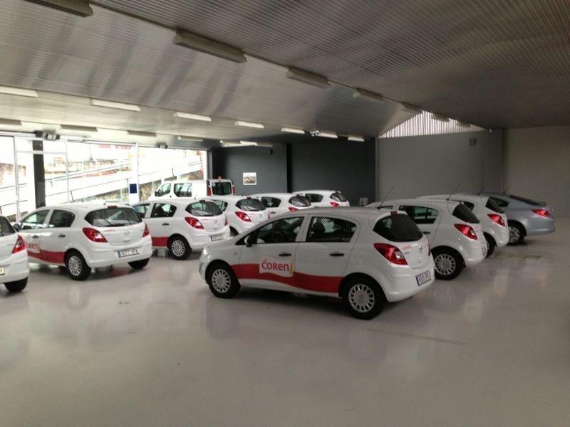 BETULA CARS ENTREGA IMPORTANTE FLOTA A COREN