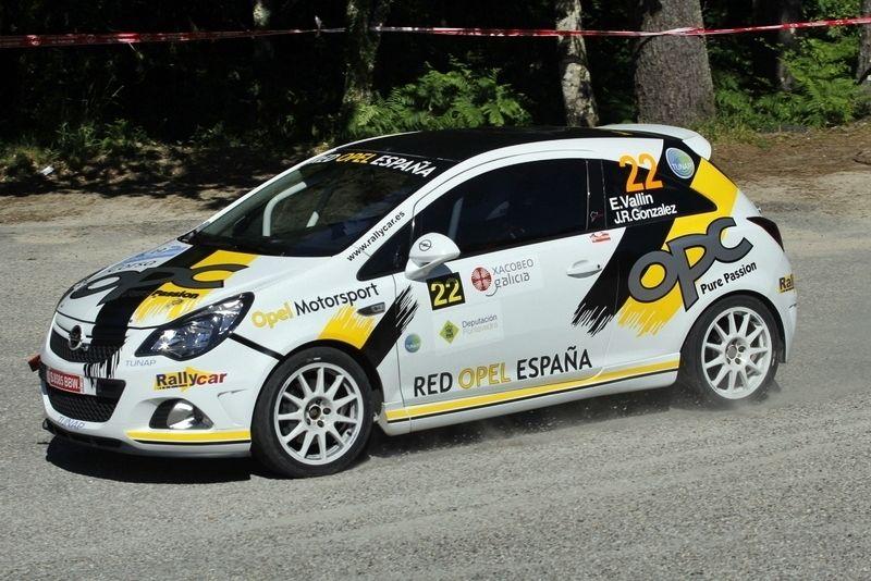 BETULA CARS CON EL RALLY OURENSE 2013