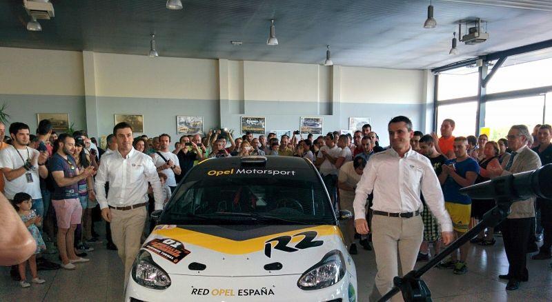 BETULA CARS CON RALLYE DE OURENSE 2014