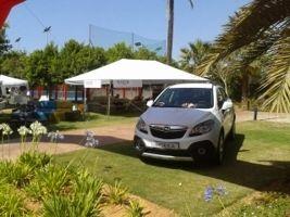 Grupo Huertas une motor y pádel en Mar de Cristal