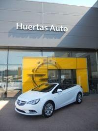El nuevo Opel Cabrio, en Huertas Auto